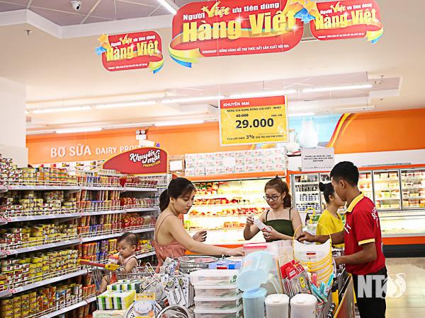 Cuộc vận động Người Việt Nam ưu tiên dùng hàng Việt Nam: Nâng cao vị thế hàng Việt, đáp ứng yêu cầu hội nhập (7/8/2019)