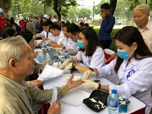 Những thầy thuốc trẻ ngành y làm theo gương Bác (31/8/2019)