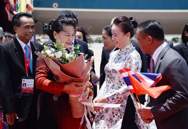 THỜI SỰ 18H CHIỀU NGÀY 25/8/2019: Chủ tịch Quốc hội Nguyễn Thị Kim Ngân đến Thái Lan bắt đầu tham dự Đại hội đồng Liên nghị viện ASEAN lần thứ 40 và thăm chính thức Vương quốc Thái Lan.