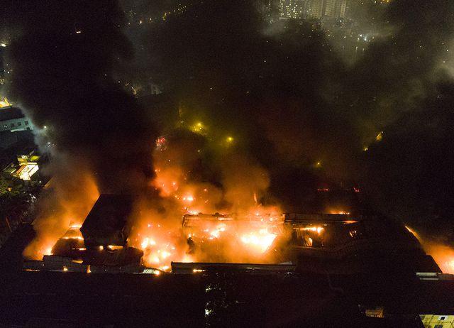 THỜI SỰ 6H SÁNG 29/8/2019: Những thông tin mới nhất về vụ hỏa hoạn lớn xảy ra ở Công ty Rạng Đông.