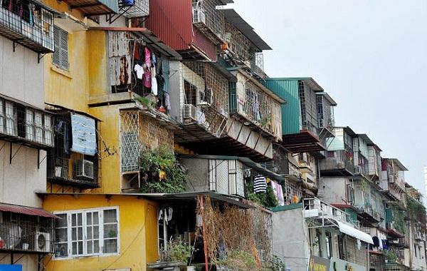 Vì sao việc cải tạo chung cư cũ tại Hà Nội giậm chân tại chỗ suốt nhiều năm qua (30/8/2019)