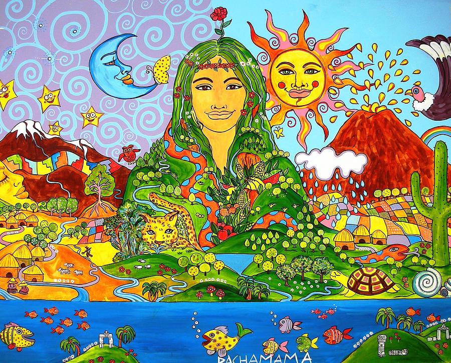 Nghi lễ Tạ ơn Mẹ Trái đất Pachamama: Thông điệp từ nghi lễ cổ xưa này khiến thế giới ngày nay phải suy ngẫm về cách chúng ta sử dụng tài nguyên thiên nhiên (3/8/2019)