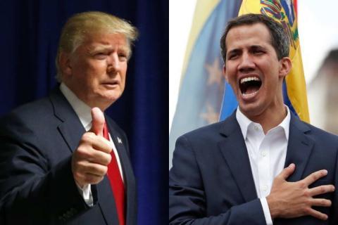 Mỹ phong tỏa kinh tế Venezuela: Cuộc đối đầu ngày càng nghiêm trọng (8/8/2019)