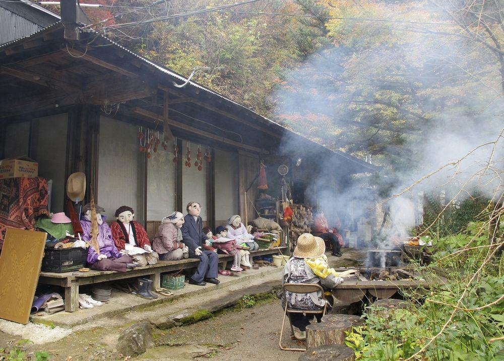 Làng Nagoro -  Ngôi làng búp bê ở Nhật Bản (20/8/2019)