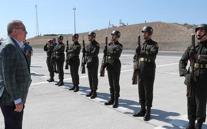 Tuyên bố sẽ tấn công Syria, Thổ Nhĩ Kỳ muốn gì? (6/8/2019)