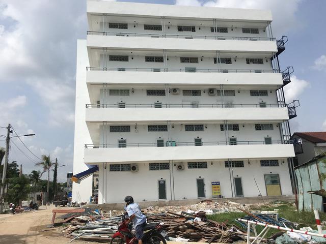 Bà Rịa – Vũng Tàu: Tràn lan công trình xây dựng quy mô lớn núp danh
