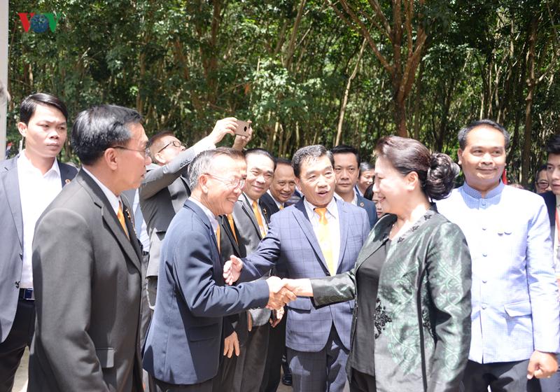 THỜI SỰ 18H00 CHIỀU 28/8/2019: Tiếp tục chuyến thăm chính thức Vương Quốc Thái Lan, hôm nay Chủ tịch Quốc hội Nguyễn Thị Kim Ngân thăm, làm việc tại tỉnh Udon Thani và gặp gỡ kiều bào người Việt tại đây