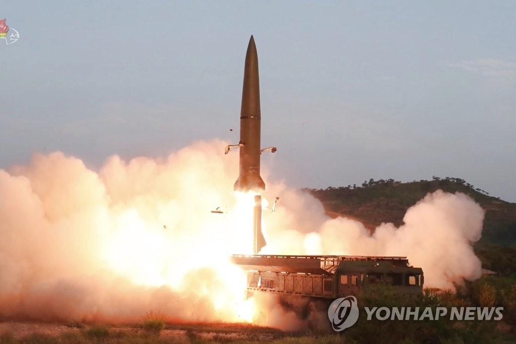 """Bán đảo Triều Tiên lại """"nóng"""" khi chỉ trong vòng 1 tuần, Triều Tiên liên tiếp 2 lần thử tên lửa (2/8/2019)"""