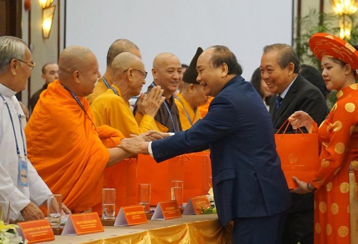 Tôn giáo - nguồn lực quan trọng góp phần phát triển đất nước (16/8/2019)