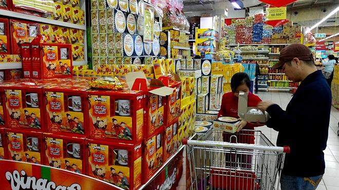 Từ hôm nay sẽ kiểm tra đồng loạt hàng hóa giả mạo nhãn mác xuất xứ Việt Nam (1/8/2019)