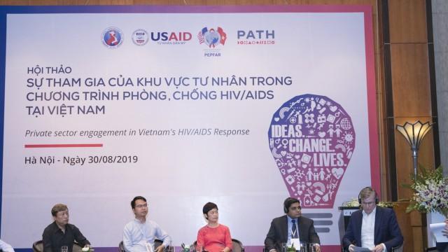 THỜI SỰ 21H30 ĐÊM 30/8/2019: Cần sớm ban hành các chủ trương chính sách để tăng cường hơn nữa sự tham gia của khu vực tư nhân trong phòng, chống HIV/AIDS tại Việt Nam nhằm đạt mục tiêu kết thúc dịch AIDS vào năm 2030