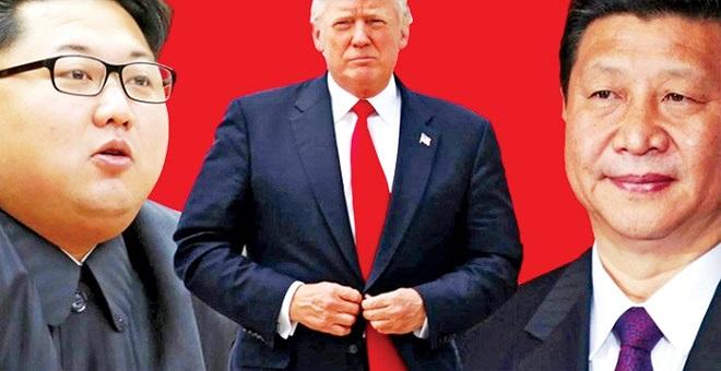 """Triều Tiên có trở thành một mặt trận mới """"so găng"""" giữa Mỹ và Trung Quốc? (27/8/2019)"""