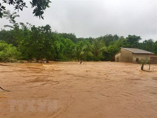 THỜI SỰ 18H CHIỀU 10/8/2019: Mưa lũ ở Tây Nguyên và Nam Bộ khiến 10 người thiệt mạng. Các hồ thủy điện tại Đăk Nông đã an toàn.