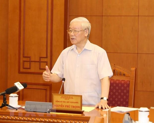 THỜI SỰ 18H CHIỀU 23/8/2019: Tổng Bí thư, Chủ tịch nước Nguyễn Phú Trọng chủ trì họp Tiểu ban nhân sự Đại hội XIII của Đảng.