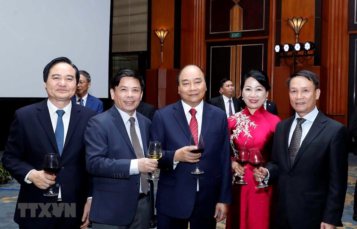 THỜI SỰ 21H30 ĐÊM NGÀY 29/8/2019: Thủ tướng Nguyễn Xuân Phúc và Phu nhân chủ trì tiệc chiêu đãi nhân kỷ niệm Quốc khánh 2/9.