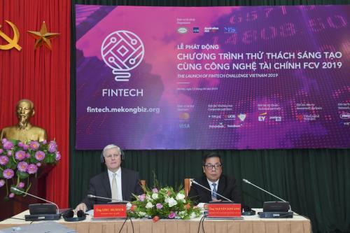 VinaCapital và ADB Ventures sẽ đầu tư thí điểm 500.000 USD cho các giải pháp công nghệ tài chính (14/8/2019)