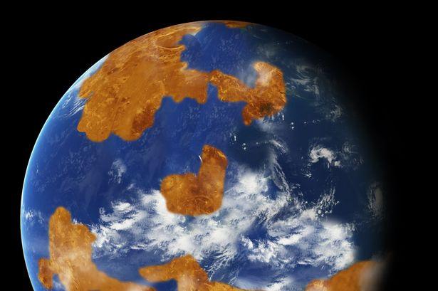 Sao Kim có thể đã có điều kiện phù hợp cho sự sống trong thời gian kéo dài khoảng 3 tỷ năm (24/9/2019)
