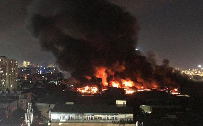 Ứng xử với sự cố môi trường: Câu chuyện từ vụ cháy Rạng Đông (6/9/2019)