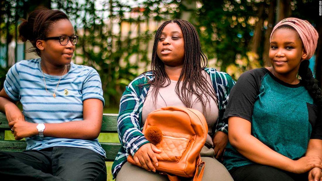 3 cô gái trẻ Nigeria nỗ lực kêu gọi cộng đồng thay đổi nhận thức về vấn đề kết hôn sớm ở trẻ em gái (4/9/2019)