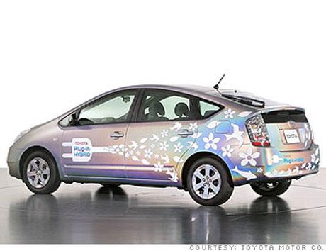 Nhật Bản: Thử nghiệm hệ thống pin mặt trời mới trên dòng xe điện của Toyota (18/9/2019)