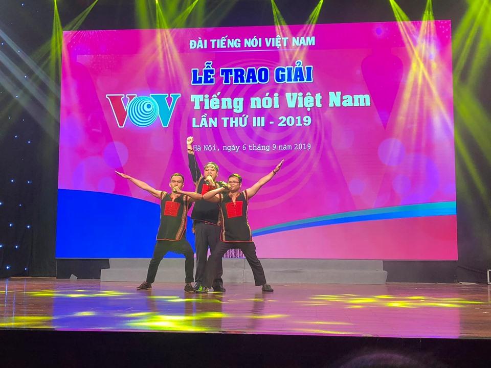 VOV trao giải thưởng Tiếng nói Việt Nam năm 2019 (6/9/2019)