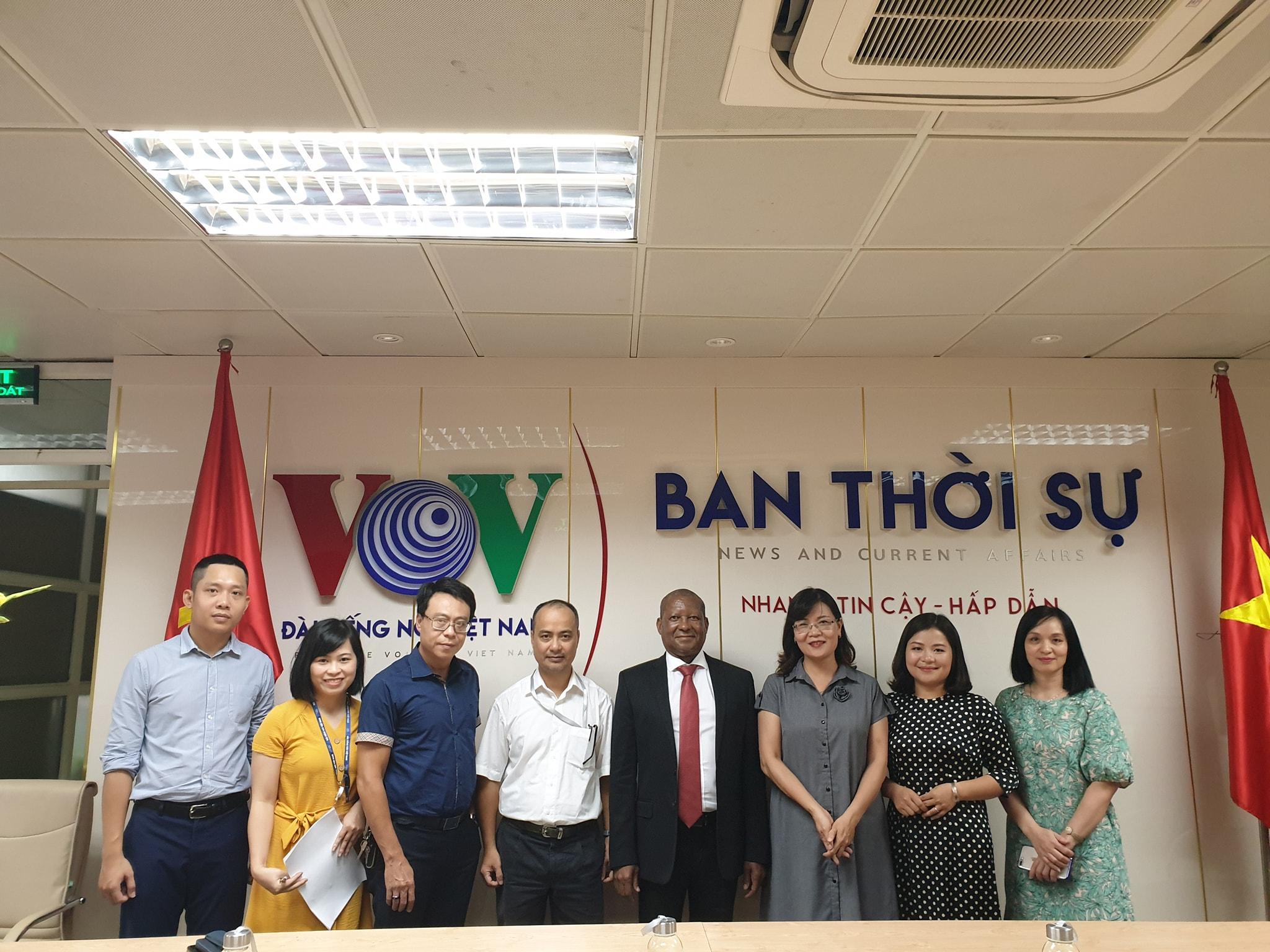 Ngoại giao và vai trò thúc đẩy hợp tác kinh tế giữa Việt Nam với khu vực Trung Đông – Châu  Phi (7/9/2019)