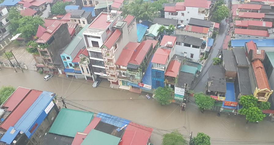 Thiên tai mưa lũ: Cái giá phải trả vì lòng tham (10/9/2019)