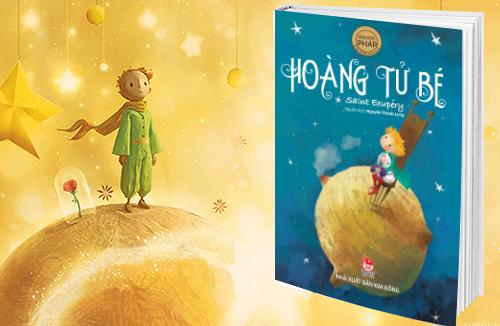 """Đọc truyện """"Hoàng Tử Bé"""" phiên bản minh họa màu do họa sĩ trẻ Việt Nam thực hiện (14/9/2019)"""