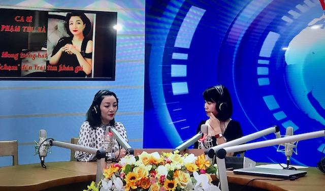 """Ca sĩ Phạm Thu Hà: Người mang tiếng hát """"chạm"""" đến trái tim khán giả (7/9/2019)"""