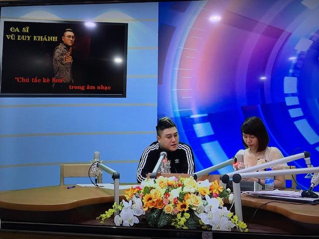 """Ca sĩ Vũ Duy Khánh: """"Chú tắc kè hoa"""" trong âm nhạc (21/9/2019)"""
