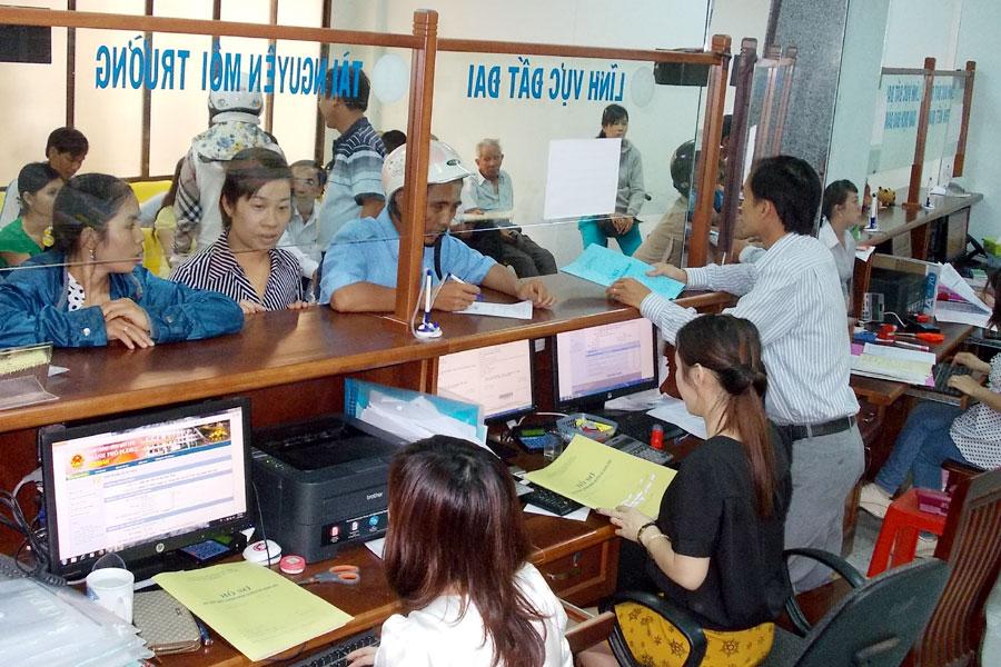 Công khai minh bạch tiến độ giải quyết hồ sơ thủ tục hành chính (19/9/2019)