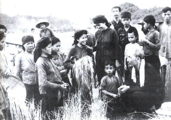Nông dân với Chủ tịch Hồ Chí Minh (2/9/2019)