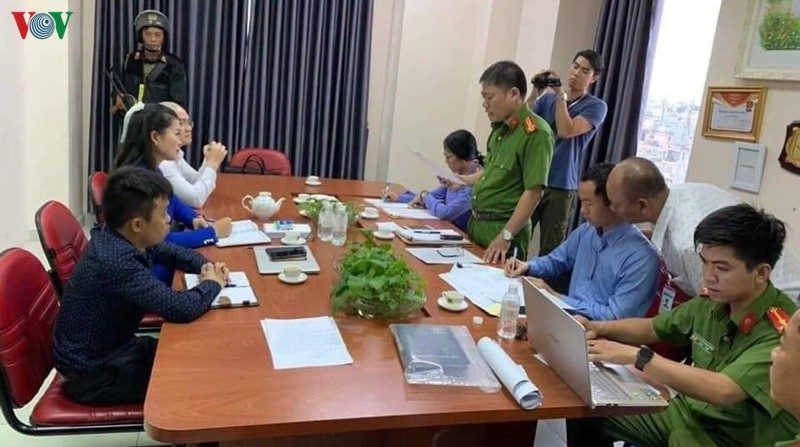 """THỜI SỰ 21H30 ĐÊM NGÀY 18/92019: Cơ quan Cảnh sát điều tra Công an Thành phố Hồ Chí Minh khởi tố vụ án """"Lừa đảo chiếm đoạt tài sản"""" xảy ra tại Công ty cổ phần địa ốc Alibaba."""