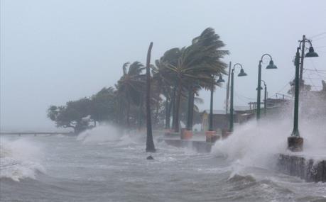 Mưa bão trên biển 2019: nguy cơ xuất hiện những con bão mạnh (23/9/2019)