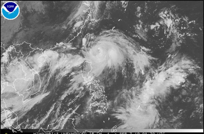 THỜI SỰ 6H SÁNG 4/9/2019: Sau khi vào đất liền, áp thấp nhiệt đới có tên quốc tế là Kajiki quay ra Biển Đông và có khả năng mạnh lên thành bão.