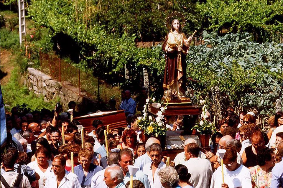 Lễ hội tôn vinh sự sống của con người tại thị trấn nhỏ Las Nieves, Tây Ban Nha (14/9/2019)