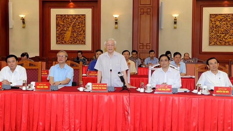 THỜI SỰ 18H CHIỀU 27/9/2019: Nguyên lãnh đạo Đảng và Nhà nước góp ý vào Dự thảo Báo cáo chính trị và Báo cáo 10 năm thực hiện Cương lĩnh 2011.