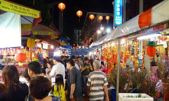 Lễ hội Trung thu với các chương trình đặc sắc tại khu phố Chinatown - Singapore (11/9/2019)