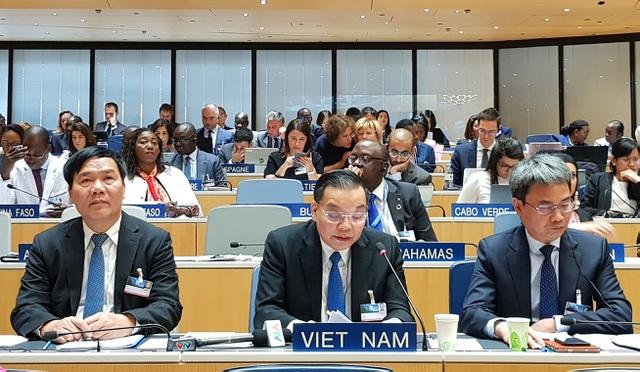 THỜI SỰ 21H30 ĐÊM 30/9/2019: Việt Nam tham dự Đại hội đồng các quốc gia thành viên của Tổ chức Sở hữu trí tuệ thế giới.