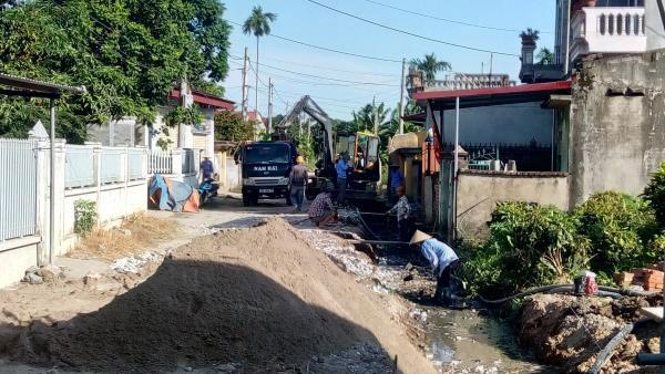 Hải Phòng: Xây dựng nông thôn mới bắt đầu từ đường giao thông (23/9/2019)