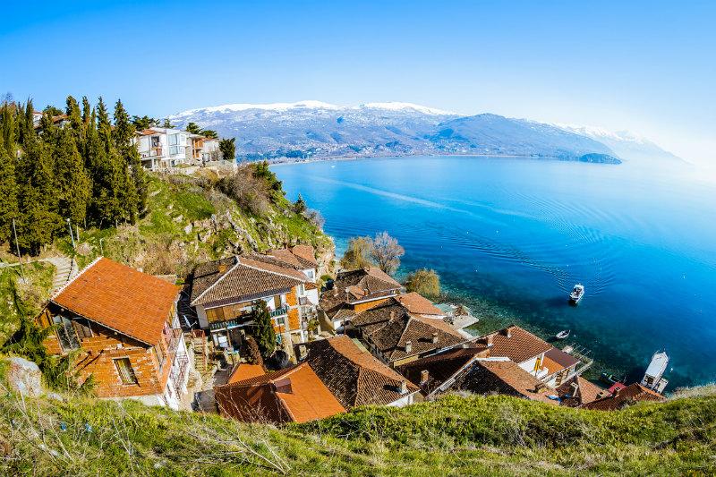 Vùng hồ Ohrid – nơi ẩn chứa những bí mật của ngọc trai Ohrid (28/9/2019)