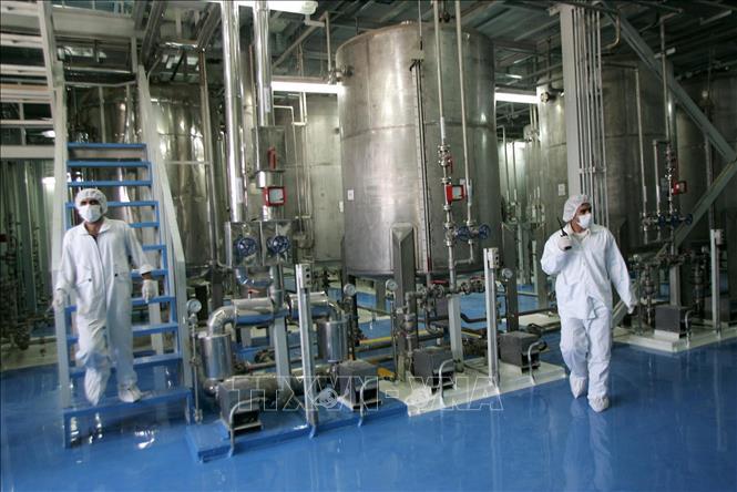 Iran khẳng định khả năng làm giàu urani trên mức 20%: Liệu thỏa thuận hạt nhân Iran sẽ trở về con số 0? (9/9/2019)