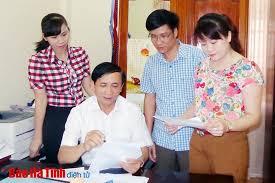 Huyện ủy Can Lộc, tỉnh Hà Tĩnh, làm tốt công tác luân chuyển cán bộ (10/9/2019)