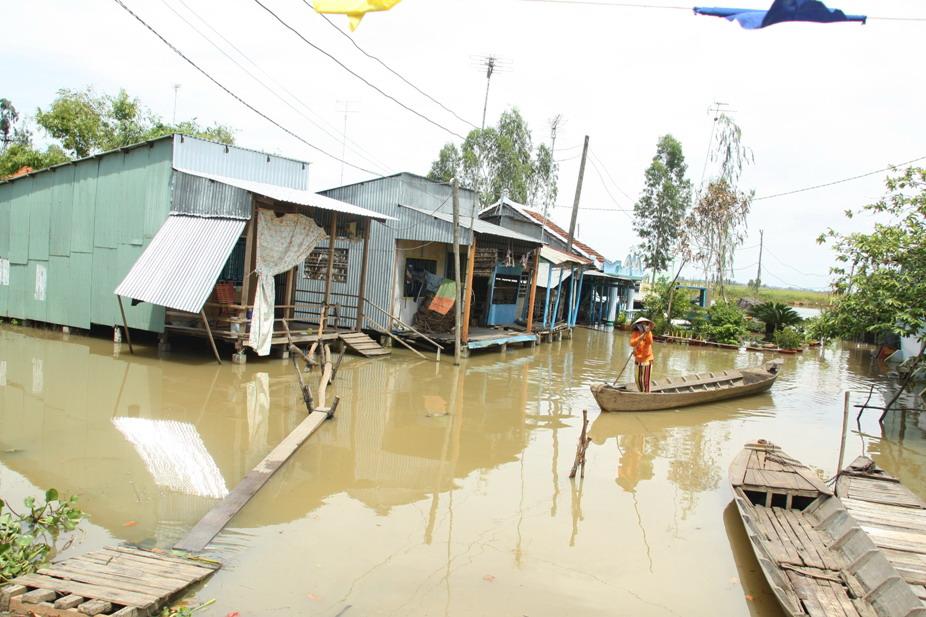 Tăng cường thực hiện ứng phó với biến đổi khí hậu ở khu vực Đồng bằng Sông Cửu Long (11/9/2019)