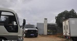 THỜI SỰ 12H TRƯA 11/9/2019: Bộ Công an đang mở rộng điều tra xưởng sản xuất tiền chất ma túy cực lớn nằm ở kho xưởng Công ty Trách nhiệm hữu hạn Xuất nhập khẩu Đồng An Viên tại tỉnh Kon Tum.