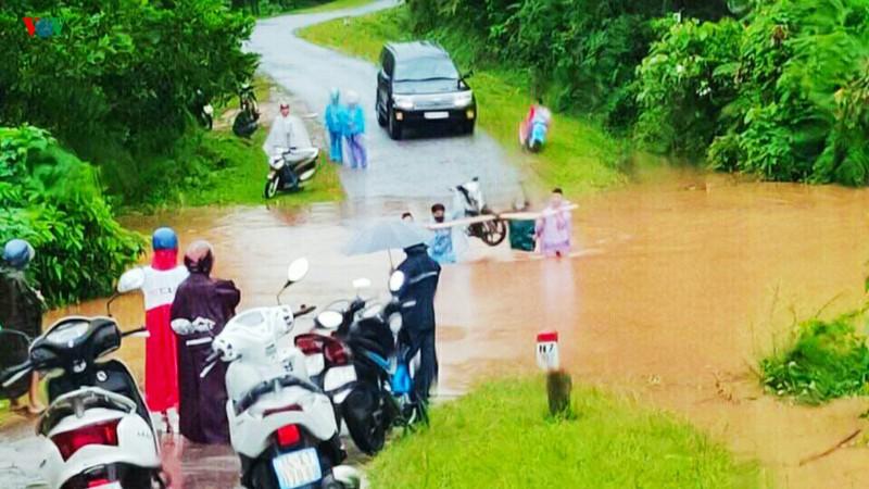 THỜI SỰ 21H30 ĐÊM 10/9/2019: 3 người chết, 5 người bị thương do mưa lũ ở các tỉnh miền núi phía Bắc