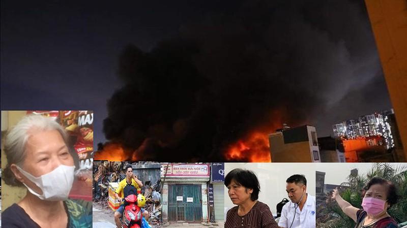 Vụ cháy tại Công ty Rạng Đông: người dân có thể khởi kiện nếu không được xử lý thoả đáng (11/9/2019)