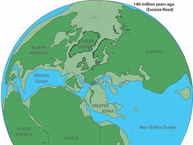 Thế giới tìm ra lục địa thứ 8 bị mất tích ngay dưới Châu Âu (27/9/2019)