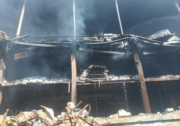 THỜI SỰ 6H SÁNG 8/9/2019: Người dân chưa phải lo lắng đến những ảnh hưởng sức khoẻ do thuỷ ngân phát tán sau vụ cháy tại Công ty Bóng đèn Phích nước Rạng Đông.