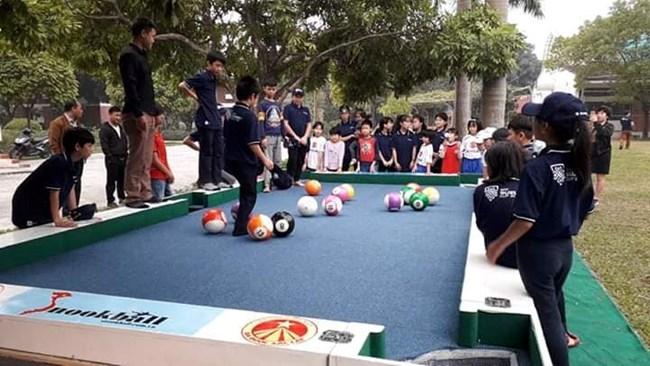 Dự án thể thao giải trí phối hợp Việt Nam Recreational & Hybrid Sports (8/9/2019)